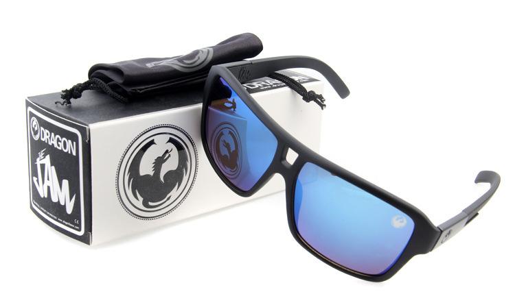 New Arrival America 2014 Hot Brand Sunglasses Dragon the JAM Sunglasses Men Outdoor Sports Sun glass With Original Pack(China (Mainland))