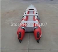GTK420 Goethe 3-people  Inflatable Fishing Kayaks