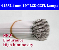 Free Shipping  20pcs 19inch 418*2.4mm 19'' LCD CCFL Lamps CCFL Diameter 2.4MM LCD Monitors in stock