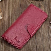 2014 New Style Fashion Genuine leather Hasp Long section Credit Card holder women wallet card & id holders Free Shipping