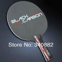 ORIGINAL TIBHAR racket German Black Carbon OFF+ TIBHAR table tennis TIBHAR ping-pong racket straight/horizontal bat 8062 - 8075