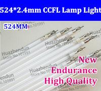 50PCS Superlight 524mm* 2.4mm 23.6' CCFL LCD Lamp Wholesale 50pcs/lot backlight lamp CCFL Free Shipping
