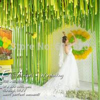 Free Shipping 30Pcs 35cm Tissue Flower Ball Paper Pom Poms Baby Shower Nursery Wedding Party Bridal Decoration
