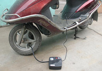 12V / 48V / 60V Select / electric car hit the pump / battery car inflatable pump
