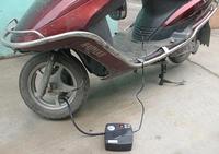 12V / 48V / 60V Select / electric car hit the pump / battery car inflatable pump
