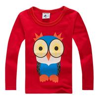 children t shirts new 2014 girl clothing kids outerwear t shirt cartoon t-shirts spring shirts girls t-shirt clothes