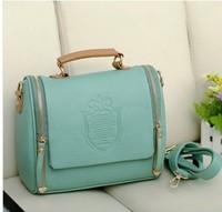 Hot Sale Women's handbag vintage bag shoulder bags messenger bag female small totes free shipping F2011