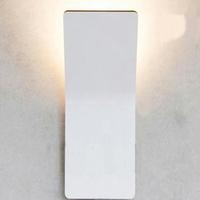 Asilai without light LED wall lighting fixtures wrought iron headboard matte painting Decoration main material simplicity