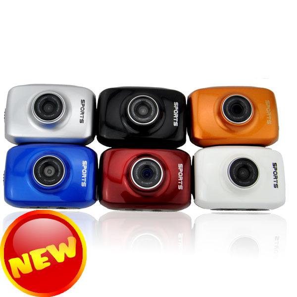 Free Shipping Sports DVR Helmet Waterproof HD Action Camera Sport Outdoor Camcorder Hot Digital Video Pen Cameras/webcam-1(China (Mainland))