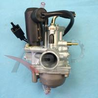 Carburetor for Dinli 2 Stroke 50cc to 90cc ATV Carb elec choke