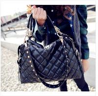 Women Messenger Bags Women Handbag Genuine Women Leather Handbags Women Black 2014 Purses And Handbags