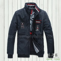 Free Shipping 2014 New Fashion Mens Brand Yachting Jacket.Royal Yacht Club Ocean Miami-st.barth' Racing