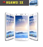 NEW Huawei Honor 3X G750 Octa Core 1.7GHz  Android 4.2 Dual Sim 5.5 inch HD 3G 13.0MP dual sim card slot 2G RAM