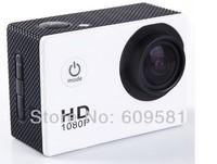 SJ4000 Sport Action Camera Diving Full HD DVR 30M Waterproof with Screen Sport Helmet Action Camera hd1080P G- Senor Camcorder