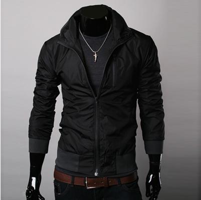 2015 Jacket Mens Spring Baseball Military Bomber Jackets Army Windbreaker Denim Men Coat Brand Winter Veste Homme D