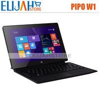 PIPO Work W1 Intel Quad Core Windows 8.1 tablet pc with keyboard case 10.1'' IPS 2GB 64GB Dual Camera BT WIFI HDMI OTG