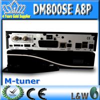 Wholesales BL84 SIM A8P set top box for dm800hd se dm800se satellite receiver M tuner Rev D6 Or D11 box  by fedex free shipping