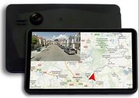 "New 10 ""Car GPS Navigation Car DVR Black Box V850"