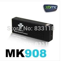 New  MK908 RK3188 Quad Core 2GB RAM 8G ROM TV Stick Android 4.2 TV BOX Mini PC(China (Mainland))