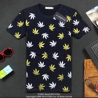 tops tees 2014 Summer Men t-shirt Camisetas dgk Man t-shirts skateboard yezzy brand DGK tshirt shirt hip hop Graphic tees B10