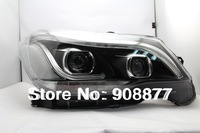 2013 Subaru Forester Headlight with led daytime running light and Bi-xenon Projector