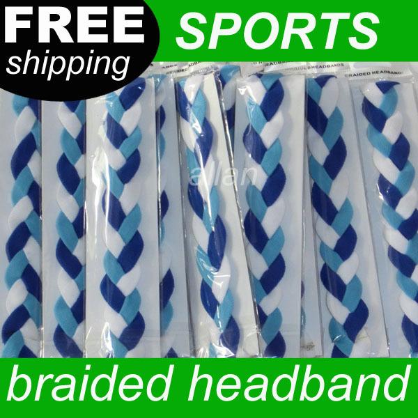 custom fancy women elastic basketball headbands(China (Mainland))