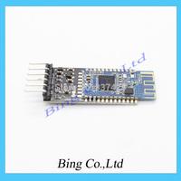 Free Shipping! 1pc HM-10 transparent serial port Bluetooth 4.0 module with logic level translator