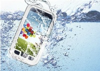 Waterproof case For samsung   s3 s4 i9500 i9300 submersible mobile phone waterproof protective case anti-rattle