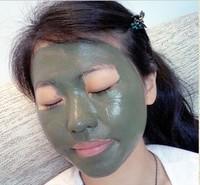 ROSAFARM BRAND glamglow mud mascara formulation 300g luminous mask black tank star volcanic ash for SPA/home spa/Clinic