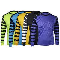 Luwint doorkeepers adult goalkeeper jersey goalkeeper clothing shirt soccer jersey Football professional outdoor sports clothing