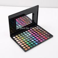 1pcs Pro 88 Colors Matte Eyeshadow Palette Fashion Eye Shadow Set  with Mirror eyeshadow glitter eye shadow palette makeup