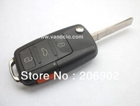 for Audi A8 4 button ( 3 +1) remote key control 315mhz