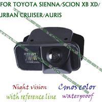 CAR rear CAMERA FOR TOYOTA SIENNA /SCION XB XD/ URBAN CRUISER/AURIS/ SIENNA  parking camera