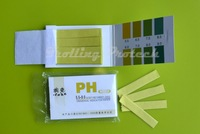 50Pack/LOT 80 pH Meters pH Test Strips Indicator 5.5-9.0 Paper Litmus Tester Urine & Saliva Free shipping