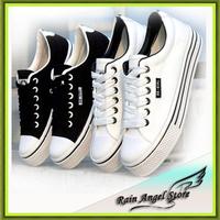 2014 New Arrived Brand Design Low Top Women  Canvas Shoes  Platform Women's Sneakers Tennis Shoes Black White Color 35- 39Size