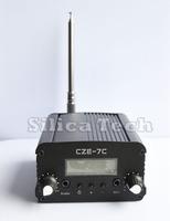 7W stereo PLL FM transmitter broadcast radio station kit