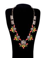Fashion fashion accessories candy multicolour gem all-match necklace pendant necklaces pendants best friend