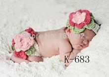 crochet flower hat promotion