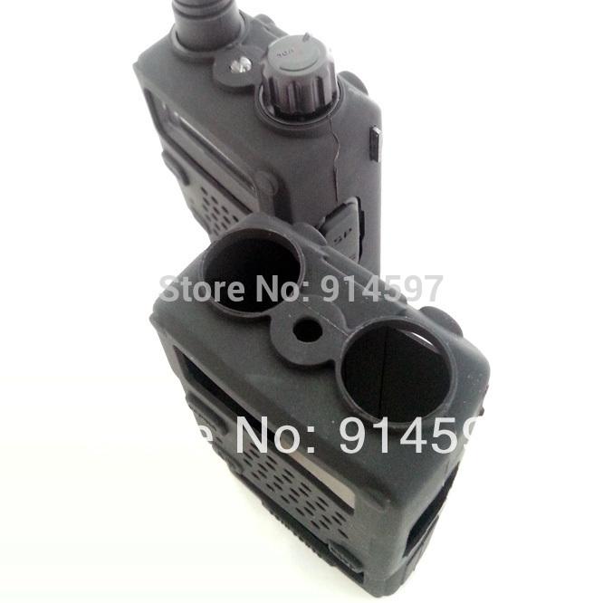Мягкий ручной резина силиконовый чехол для BaoFeng рация уф-5r уф-5ra уф-5rb уф-5rc UV-5RD UV-5RE UV-5RO