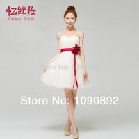Платье для матери невесты Weila cap A309