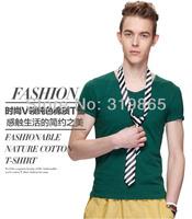 Active  t shirt shirts casual  shirts t-shirts boys men t shirts 2014 new model Fashion top high quality