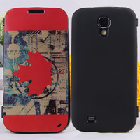 Luxury TPU case For Samsung Galaxy S4 back cover , i9500 flip case Free Shipping