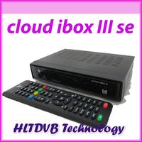 2014 Newest Cloud ibox3 HD Satellite TV Receiver cloud ibox 3 DVB-S tuner DVB-T/C built-in Support blackhole,open-pli ,openatv