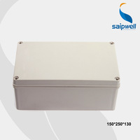 150*200*130 mm Size Newest ABS IP66 Hot Sales Waterproof Switch Box /Waterproof Enclosures With CE Approval (DS-AG-1525-1)