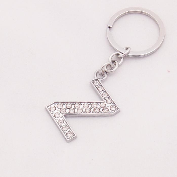 Fancy Letter Designs a z Chain Ring Fancy Letter z