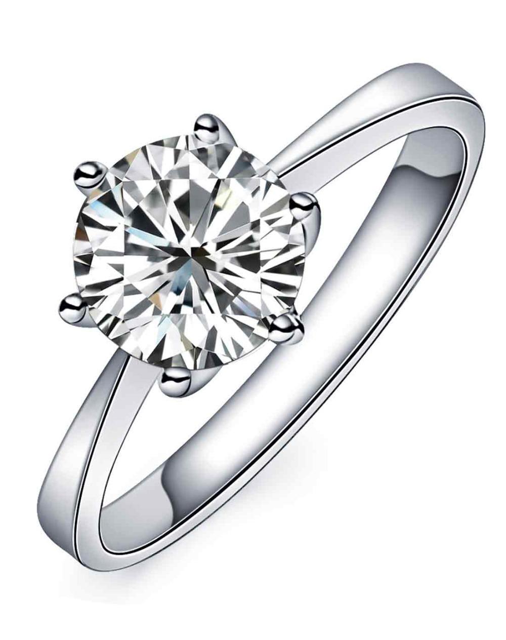 Online Get Cheap Solitaire Ring Designs For Women Aliexpress