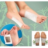 Free Shipping 10pcs/box Health Detox Foot Pads Patches with Retail Box and Adhesive( 1box=10pcs)