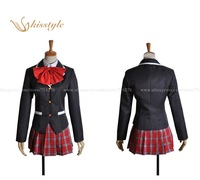 Chuunibyou Demo Koi ga Shitai! Nibutani Shinka Uniform Cosplay Costume,Customized accepted