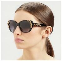 New 2014 Fashion Glasses Summer Polarized Retro Sunglasses Women Brand Designer Cat Frame Female Vintage gafas oculos de sol