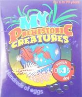20 sets Fancy Complete Sea Monkey Growing Kits Prehistoric Creatures